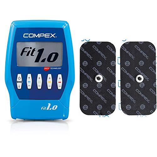4. Compex Fit 1.0 Electroestimulador