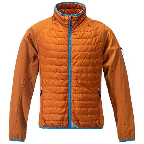 Dolomite Herren Chaqueta Cinquantaquattro Retro M1 Weste, Paprika Orange, XL