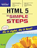HTML 5 in Simple Steps