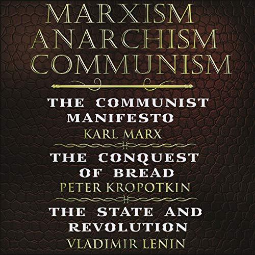 Marxism. Anarchism. Communism cover art