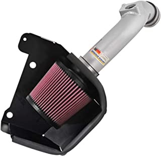 K&N Performance Cold Air Intake Kit 69-6544TS with Lifetime Filter for 2008-2014 Mitsubishi Lancer 2.0L/2.4L