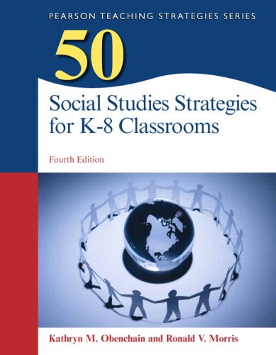 50 Social Studies Strategies For K 8 Classrooms Pearson Etext With Loose Leaf Version Access Card Package