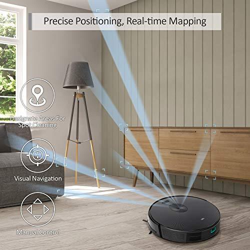 TRIFO Robot Aspirador Ironpie h6 Potente e inalámbrico con ...