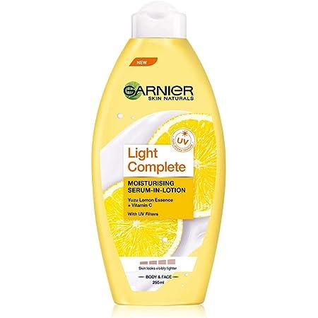 Garnier Skin Naturals Light Lotion, 250ml