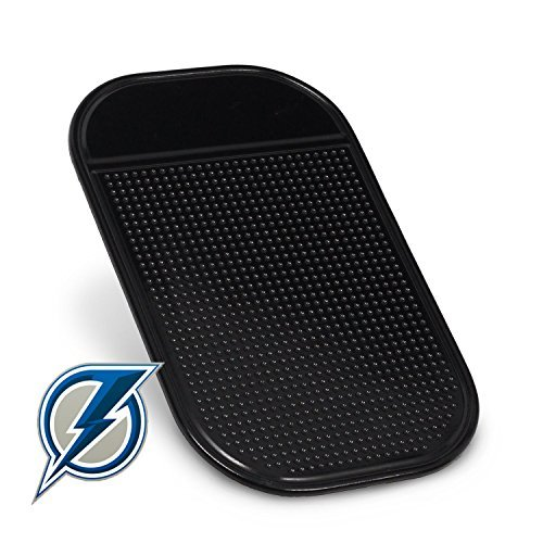 Big Save! Blue Lightning Radar Detector Dash Mat - Anti-Slip Magic Pad