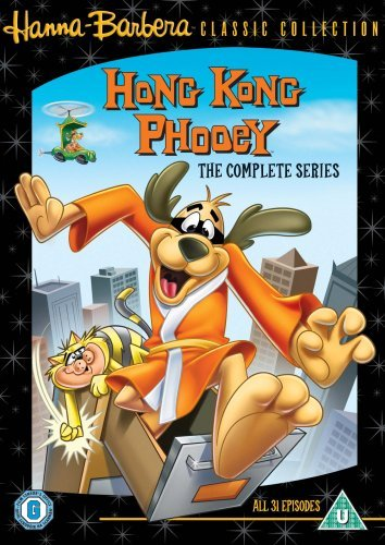 Hong Kong Phooey: The Complete Series [DVD] [1974] [2007]