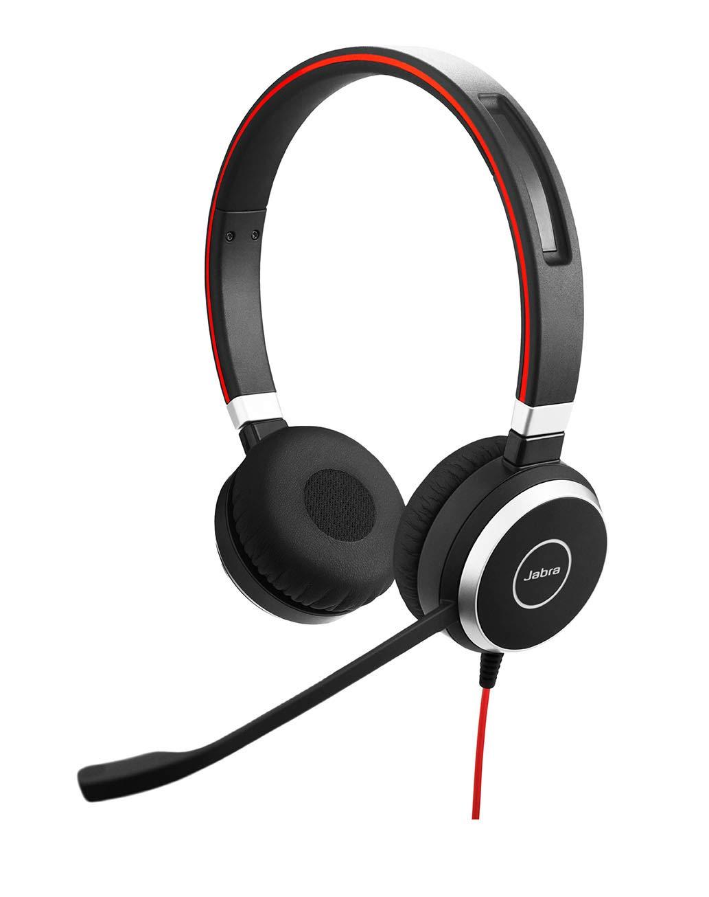 Jabra Evolve 40 UC headphones