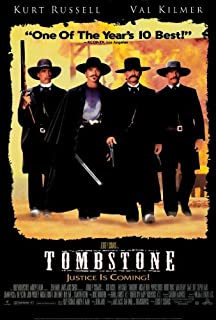 Tombstone POSTER Movie (27 x 40 Inches - 69cm x 102cm) (1993) (Style B)