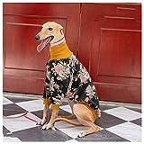 Hundepullover Winterpullover Mantel, Italienischer Windhund, warme Baumwolle Sweatshirt Hund...