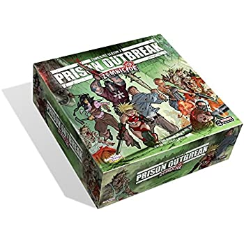 PSI CMON Zombicide Team Building Deck Board Game Publisher Services Inc GUG0057