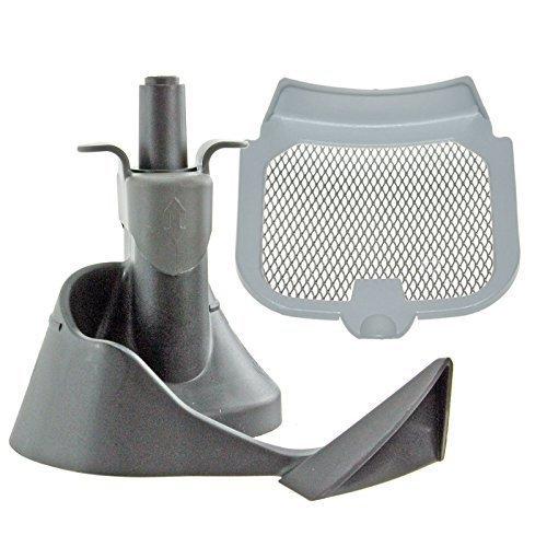 Tefal Actifry Genuine Original Fryer Mixing Blade Paddle and Filter Kit