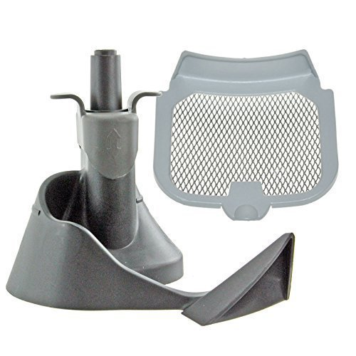 Tefal Actifry Genuine Original Fryer Mixing Blade Paddle and Filter Kit