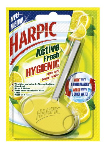 HARPIC WC-Spuler Citrusfrisch
