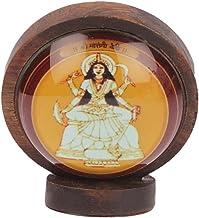 Shree Matangi Wooden Desktop Yantra / Goddess Matangi Mahavidya Yantra Blessed and Energized