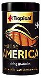 TROPICAL Soft Line Amercia Talla M 60 g