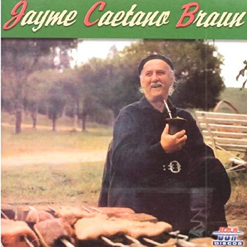 Cd Jayme Caetano Braun Poemas Gauchos