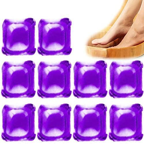 ARTOCT 10 Uds Detox Foot Soak Pods, Wormwood Foot Bath Bag, Cápsulas adelgazantes quemagrasas para Perder Peso Suministros para Adelgazar Grasas rápidos