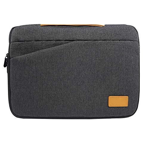 Funda para tablet de dibujo con funda protectora para tablet gráfica, HUION, Wacom, bambú, compatible con portátiles de 13 de 14 pulgadas