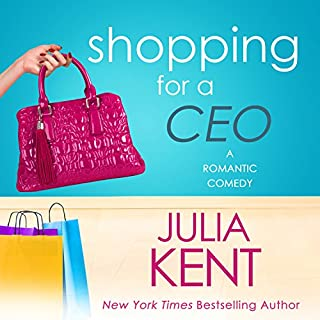 Shopping for a CEO audiobook cover art