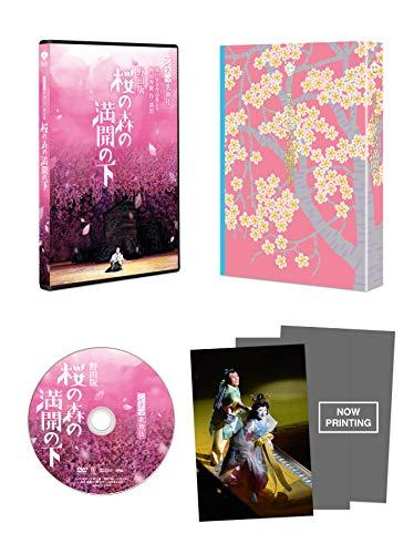 シネマ歌舞伎 野田版 桜の森の満開の下 DVD