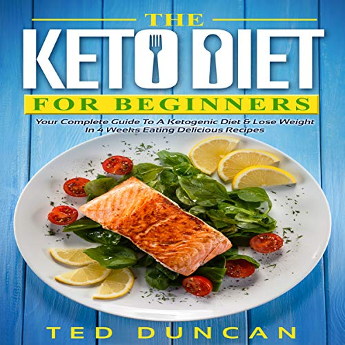 The Keto Diet for Beginners  By  cover art