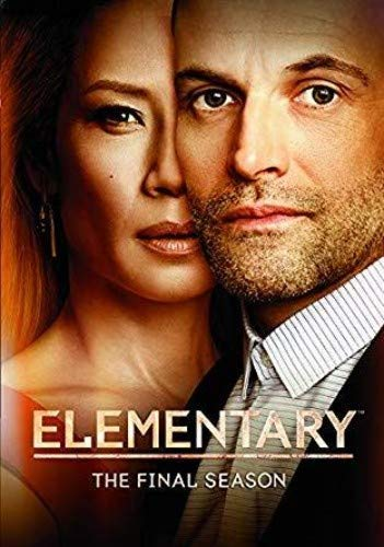 Elementary: The Final Season DVD