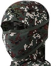 INCONTRO Cooling Protection Outdoor Balaclava Motorcycle Full Face Mask Ski Neck Clothing Neck Gaiter Bandana, Lightweight & Breathable Hiking, Outdoor, Fishing Mask,