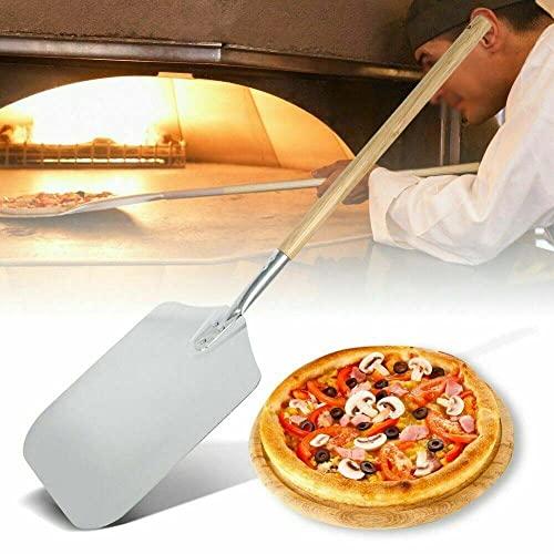 ATING Pizzaschaufel aus Metall,...