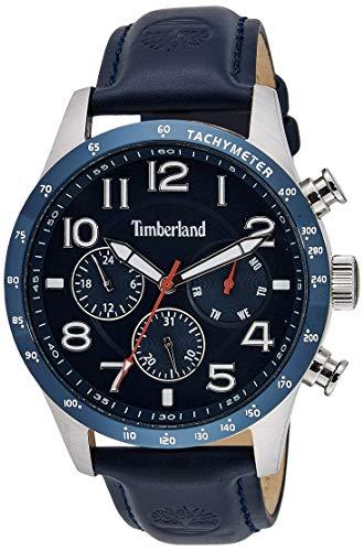 Reloj TIMBERLAND Reloj Analógico-Digital para Adultos Unisex de Cuarzo con Correa en Aleación 1