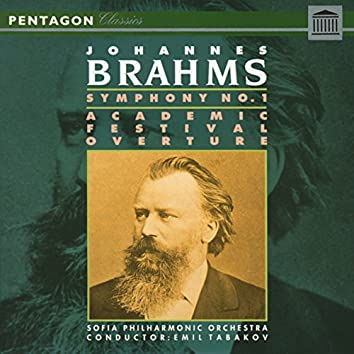 Brahms: Academic Festival Overture - Symphony No. 1