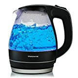 Best Electric Tea Kettle Glasses - Ovente Glass Electric Kettle Review