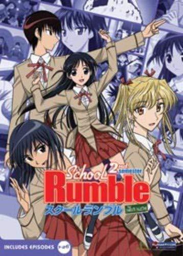 School Rumble - Second Semester S.A.V.E.