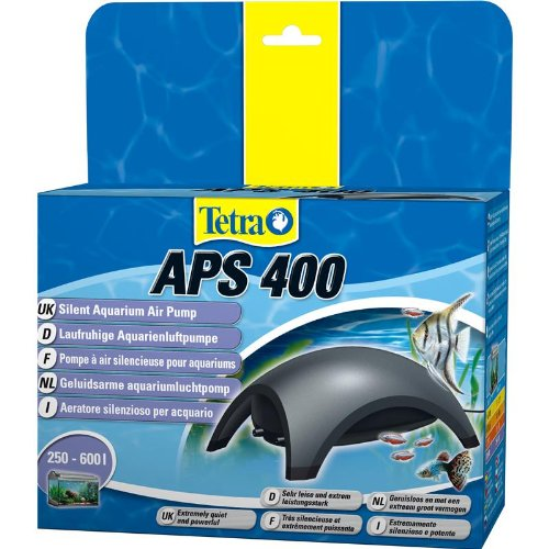 Pompe à Air pour Aquarium Tetra APS 400