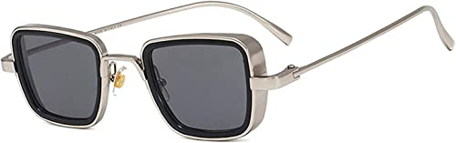 Metal Body Square Inspired From Kabir Singh Sunglass For Men And Boys