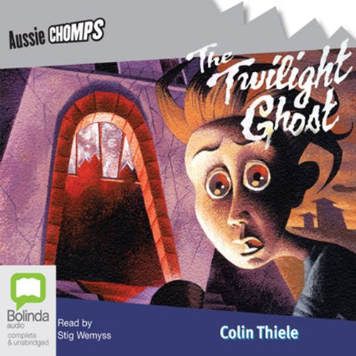 The Twilight Ghost: Aussie Chomps cover art