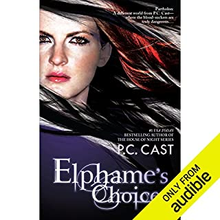 Elphame's Choice audiobook cover art