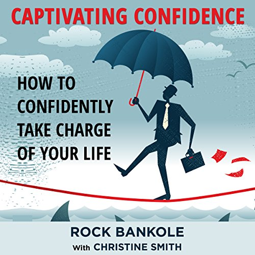 Captivating Confidence audiobook cover art