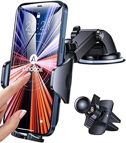[Holder Leader] Andobil Universal Car Phone Mount,...