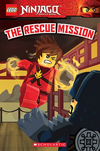 The Rescue Mission (LEGO Ninjago: Reader) (11)