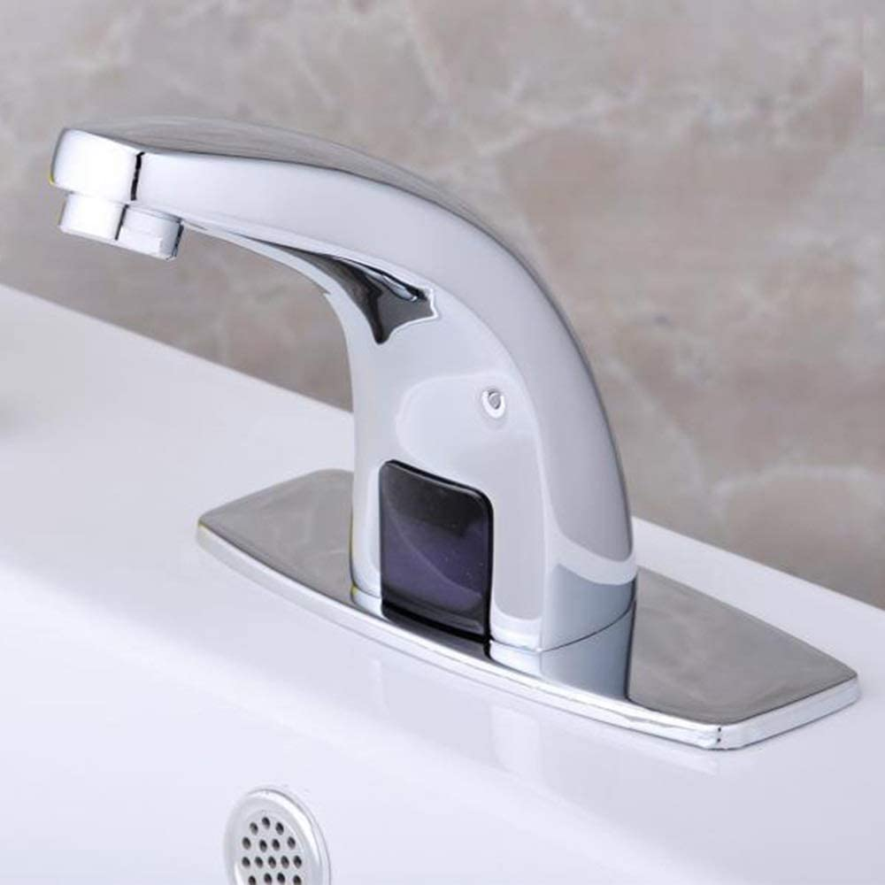 Beauty products YASEKING Modern Chrome Cold Daily bargain sale Water Non-touch Kitche Sensor Faucet