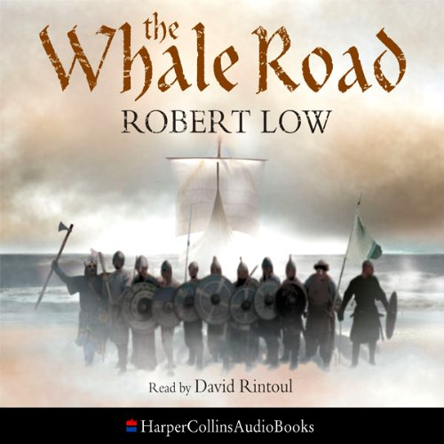 The Whale Road audiobook cover art