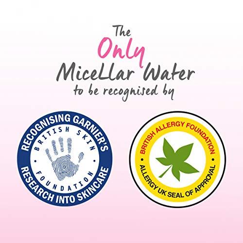 Garnier Micellar Water Sensitive Skin 700ml