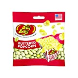 Jelly Belly Buttered Popcorn Jelly Beans, 3.5-oz, 12 Count