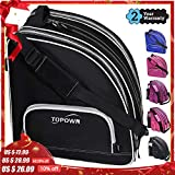 TOPOWN Ice Skate Bag Roller Skates Bag for Boys and Girls Men Inline...