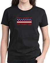 CafePress Proud Member Angry Mob Women's Dark Cotton T-Shirt
