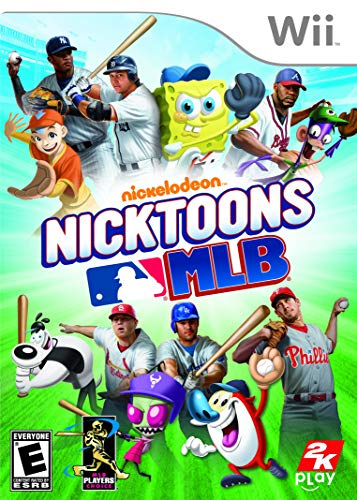 Nicktoons MLB - Nintendo Wii (Renewed)