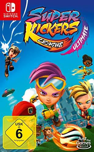 Super Kickers League Ultimate - [Nintendo Switch]
