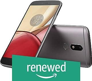 (Renewed) Motorola Moto M XT1663 (Grey, 32GB)