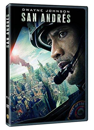 San Andrés [DVD]