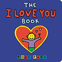 i love you baby book